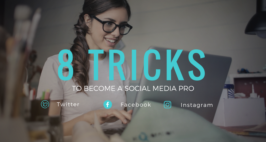 8 Tricks To Become A Social Media Pro For Nonprofits